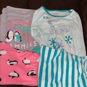 Carter's Pajamas - CARTERS TWO SETS OF PJS